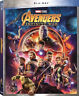 Avengers: Infinity War  Blu-Ray Robert Downey Jr.