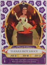 Disney Sorcerers of the Magic Kingdom Card 60 Tiana's Hot Sauce New