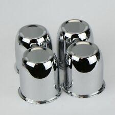 "5 Wheel Rims Chrome Steel Center Caps For 3.25"" Center Bore Dimensions"