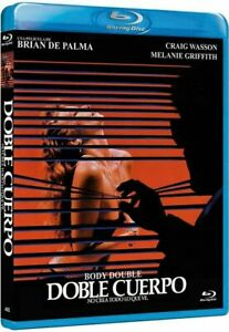 BODY DOUBLE (1984) Blu-Ray NEW (Spanish Package has English Audio)