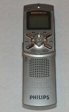 Philips 7655 Digital voz Tracer LFH7655 voz Recorder Dictafono