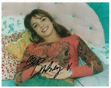 BRITNEY SPEARS Autographed 8 x 10 Signed Photo HOLO COA