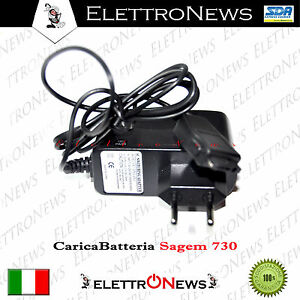 Caricabatteria Sagem 730 nuovo