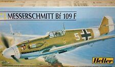 Heller WW2 Messerschmitt Bf 109F Kit # 80232 1/72 NEW