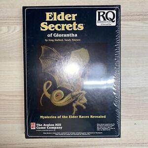 RuneQuest - Elder Secrets (Box #11, 3rd Edition, Neu OVP
