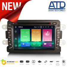"7"" Android 8.0 OREO WiFi DAB Radio DVD GPS Sat Nav 4GB Stereo For Renault Captur"