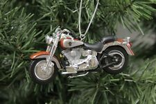 Harley Davidson 2000 FLSTF Fat Boy Christmas Ornament