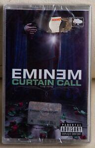 Eminem - Curtain Call - The Hits (Tape Cassette) Ukraine sealed new