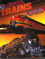 1992 LIONEL TRAINS BOOK ONE CATALOG MINT
