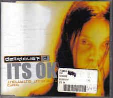Delirious- Its Ok cd maxi single