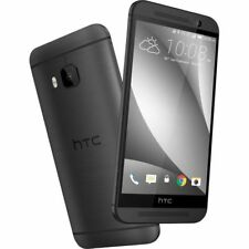 Unlocked HTC One M9 4G LTE 32GB - Gunmetal (AT&T T-Mobile) GSM Android Phone