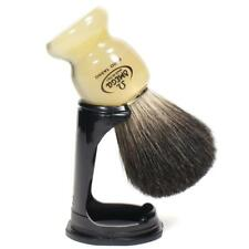 PENNELLO DA BARBA TASSO GARANTITO BADGER SHAVING BRUSH OMEGA 63171