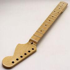 22 fret großen kopf ST gitarre hals natürliche farbe volle Kanada ahorn mit