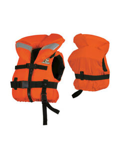 Jobe Comfort Boating Vest Youth Kinder Rettungsweste orange