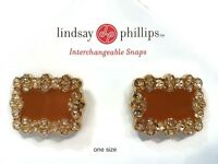 Lindsay Phillips Snaps Shoe Jewelry Seurat Switchflops