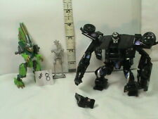 Transformers Action Figures #8, Parts Lot Only, not complete