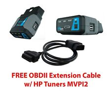 HP Tuners MPVI2 + 2 Dodge/ Chrysler/ Jeep Credits + Free OBDII Extension Cable