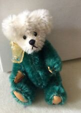 """Little Gem teddy bear (ivy) old store stock 3""""tall jointed miniature"""