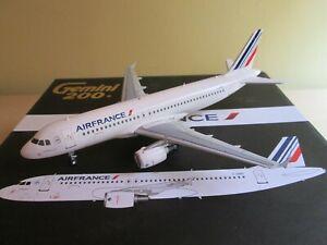 GEMINI AIRBUS A320 AIRFRANCE AIR FRANCE 1/200 G2AFR217