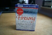 BBC Audiobook Cassette - Firesong - BNIB - Cover to Coverv- William Nicholson