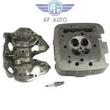 New For 1999-2008 Honda Sportrax 400 TRX400EX Cylinder Head With Spark Plug
