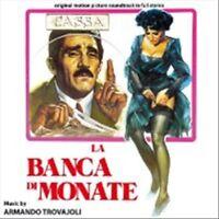 Armando Trovajoli - La Banca Di Monate - Digitmovies - CD
