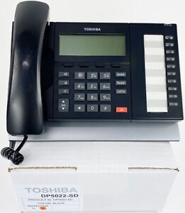 Toshiba DP5022-SD Digital Phone - Refurbished - Bluk