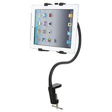 360º Drehbar Tisch Halterung Schwanenhals Stand Halter für iPad 2 3 4 PC Tab VA