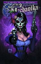 Lady Mechanika: La Dama De La Muerte #2 Benitez Cover B Benitez Comic Book NM ja