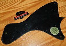 Gibson Les Paul Junior Pickguard Relic Black Genuine Guitar Parts JR Project T
