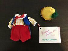 New ListingVtg Madame Alexander Pinocchio Doll Clothes ~ Outfit ~ Jumper, Vest , Hat & Tag