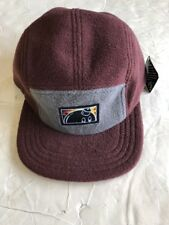 NWT The Hundreds Frio 5-Panel Adjustable Maroon Hat