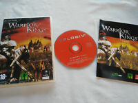 Warrior Kings Set para PC Cd-Rom Spanisch Schwarz Kaktus - Am