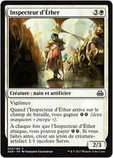 MTG Magic AER - (x4) Aether Inspector/Inspecteur d'Éther, French/VF