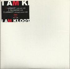 I AM KLOOT UNTITLED #1 UK 3-TRK CD SINGLE 2003 RARE