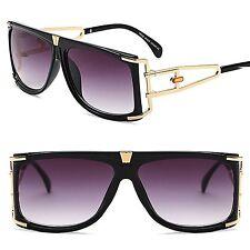 Rich Famous Millionaire Swag Hip Hop Rapper DJ Gold Mens Womens Sunglasses F41