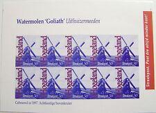 Stadspost Uithuizen 1994 - Proefvel Watermolen Goliath Uithuizermeeden, Proof 3