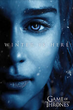 Game Of Thrones (Winter is Here - Daenerys Maxi Poster 61cm x 91.5cm PP34201 245