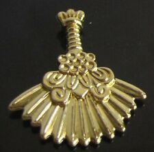 ACCESSORY MATTEL PRINCESS OF ANCIENT MEXICO FAUX GOLD ORNAMENT ACCESSORY
