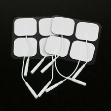 30pc Replacement Electrode Pads Massage Body Massager Electrode Tens Units 4x4cm