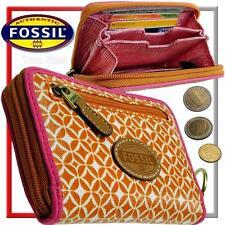 FOSSIL Damen Geldbeutel, Portemonnaie/Geldbörse, Womens/Ladys Purse Wallet, NEU
