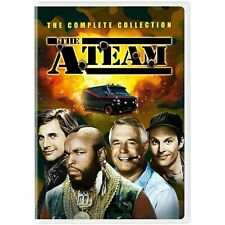 The A-Team: The Complete Action-Packed Comedy Movie Series Collection (Dvd) New