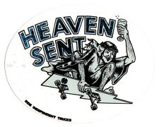 INDEPENDENT Truck-Heaven Sent SKATEBOARD Sticker-skate surf snow bmx Chitarra