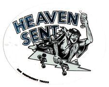 Independent Trucks - Heaven Sent Skateboard Sticker - skate surf snow bmx guitar