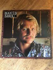 DAVID SOUL - David Soul - vinyl LP - very good condition