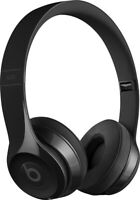 Beats by Dr. Dre Solo3 Wireless Over the Ear Headphones - Glossy Black