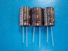 2200uF/25V NIC Components Corp Aluminum NRWA2200UF25V, 16x25mm, RoHS, Qty.10