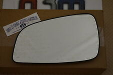 Chevrolet Malibu Saturn Aura LH Driver Side View Power Mirror Glass new OEM