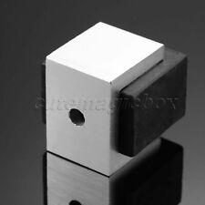 Furniture Doorstop Wood Door Holder Toilet Glass Floor Knob Stopper Hardware 1X