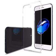 Cover Trasparente per Apple iPhone 7 Plus Custodia Morbida Leggera TPU o PANNO